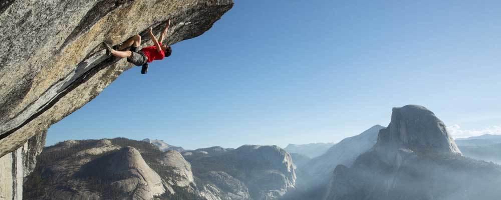 Alex Honnold's Insane Free Solo Climb of El Capitan